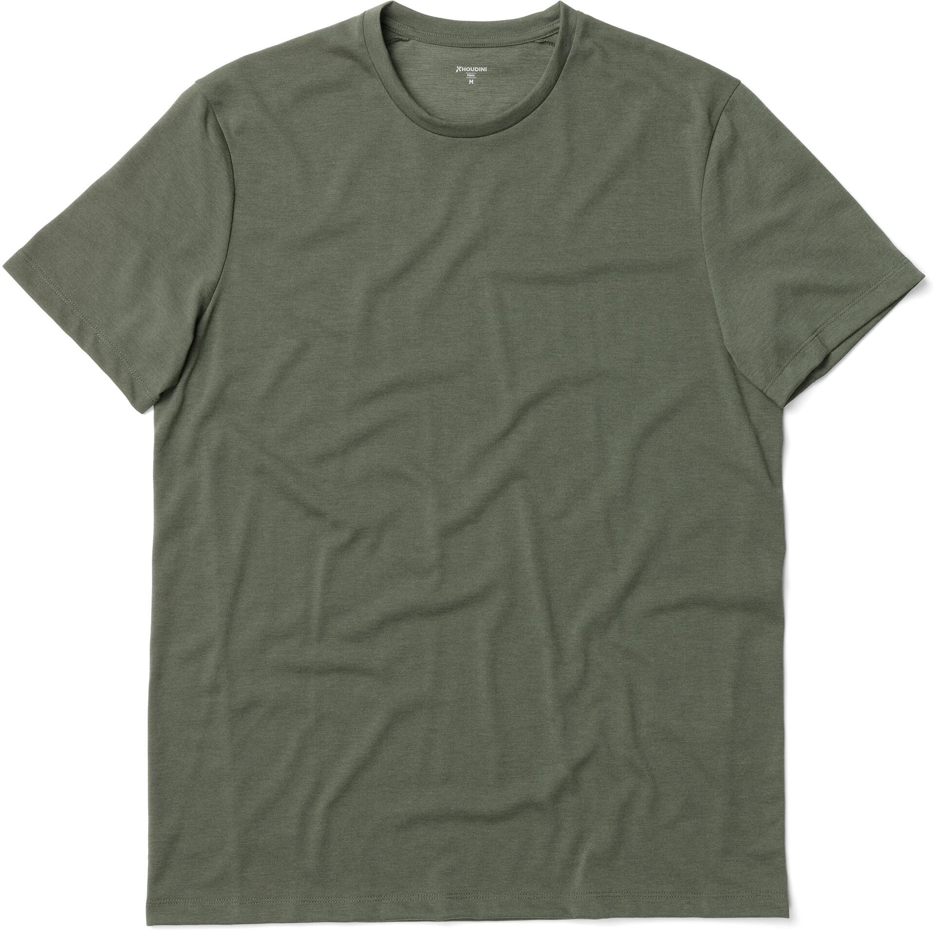 Houdini BIG UP TEE - T-shirts basic - utopian green